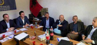 Alternativa Shqiptare  është subjekti i vetëm shqiptar që ka zyrën në Krajë