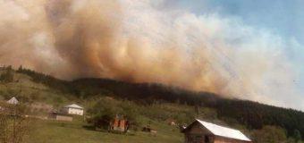 Tym e flakë në fshatin Dacaj të Rozhajës (foto)