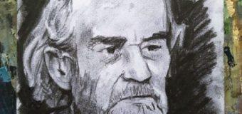 Piktori nga Ulqini me dedikim të posaçëm për tashmë të ndjerin Moikom Zeqo