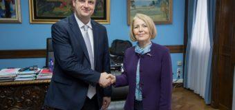 Nimanbegu takim me ambasadoren e Turqisë  Songul Ozan