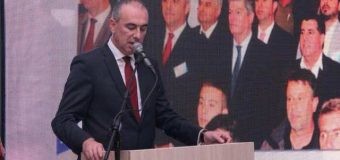 """Koalicioni shqiptar """"Bashkë nji za"""" PD-UDSh-LD në MZ dorëzon listën, ja emrat"""