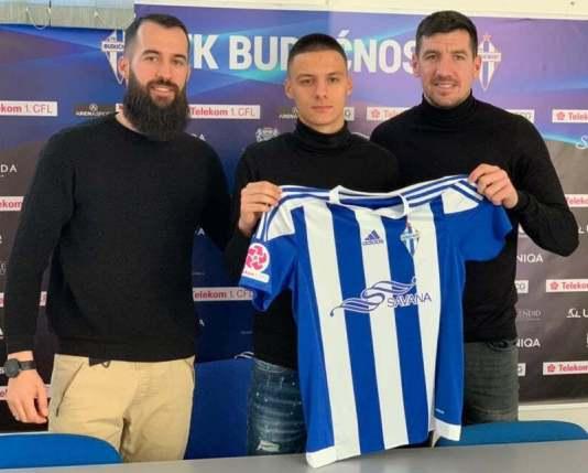 Futboll: Talenti 16 vjeçar nga Ulqini nënshkruan për Buduqnost nga Podgorica