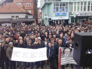 Rozhaje-proteste