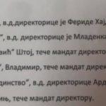 Nimanbegu publikon emërat e u.d. të drejtorave në shkollat e Ulqinit