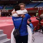 E jashtëzakonshme, Distria Krasniqi e Kosovës kampione olimpike