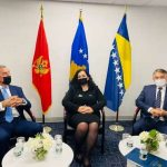 Presidentët e Kosovës, Malit të Zi e Bosnjës të shqetësuar për zhvillimet e fundit